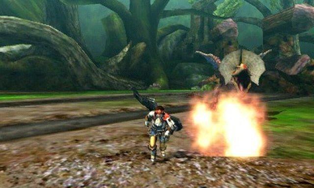 Screenshot - Monster Hunter 4 (3DS) 92413112