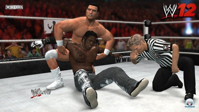 Screenshot - WWE &#039;12 (PlayStation3)