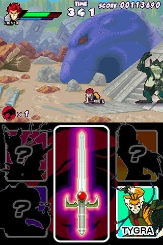 Screenshot - Thundercats (NDS) 2362332