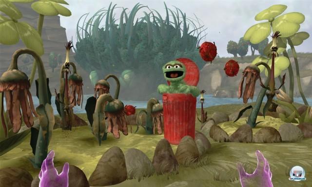 Screenshot - Sesamstraße: Es war einmal ein Monster (360) 2246817