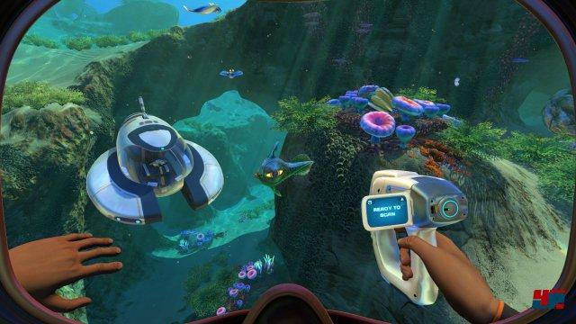 Screenshot - Subnautica (PS4)