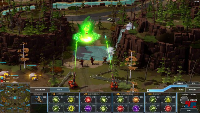 Screenshot - Forged Battalion (PC)