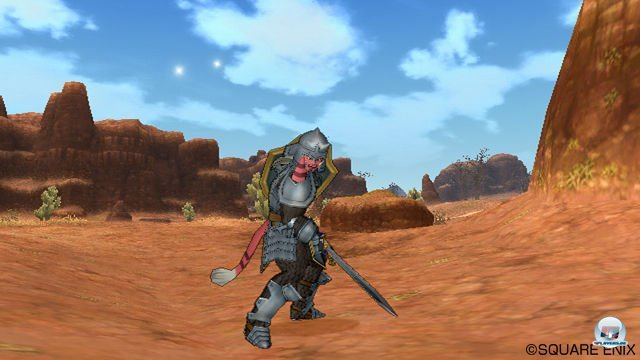 Screenshot - Dragon Quest X Online (Wii) 2289892