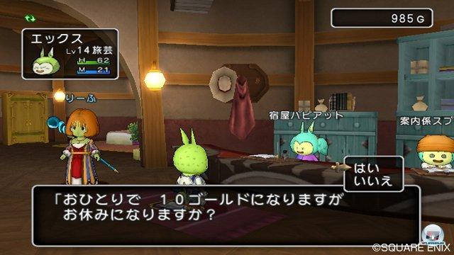 Screenshot - Dragon Quest X Online (Wii) 2375967