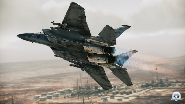 Screenshot - Ace Combat: Assault Horizon (360) 2265352