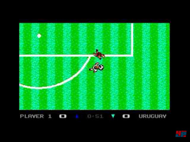 Screenshot - MicroProse Soccer (PC)