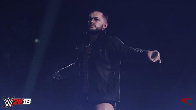 Screenshot - WWE 2K18 (PS4)