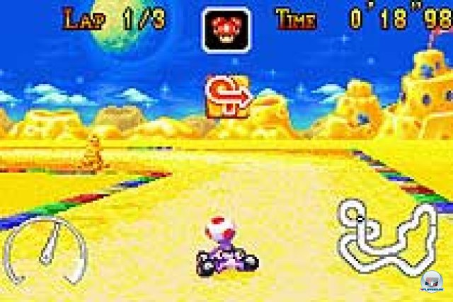 Screenshot - Mario Kart Super Circuit (GBA) 2370047