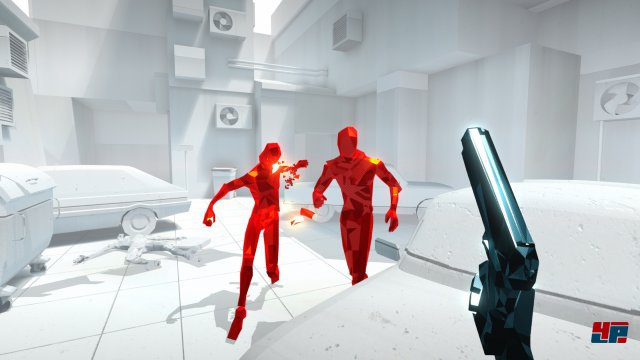 Screenshot - SUPERHOT (Linux)