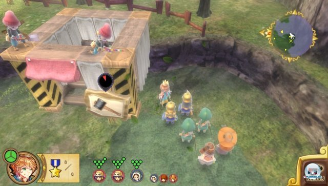 Screenshot - New Little King's Story  (PS_Vita) 2364057