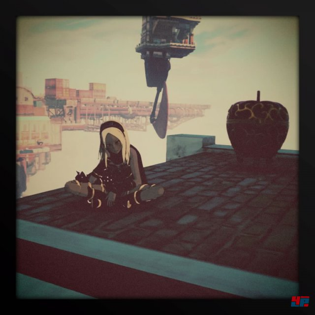 Screenshot - Gravity Rush 2 (PS4)