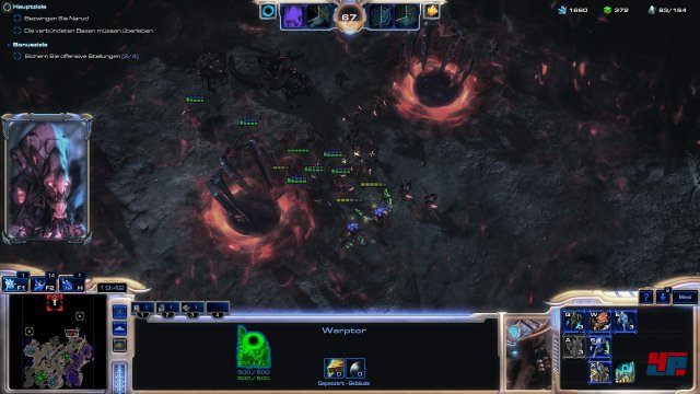 Screenshot - StarCraft 2: Legacy of the Void (PC)