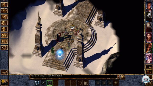 Screenshot - Baldur's Gate: Enhanced Edition (Android) 92400102