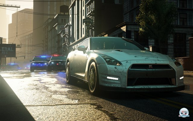 Screenshot - Need for Speed: Most Wanted (PlayStation3) 2364907