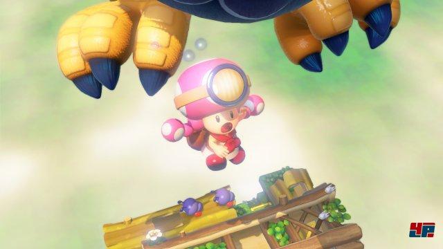 Screenshot - Captain Toad: Treasure Tracker (Wii_U)