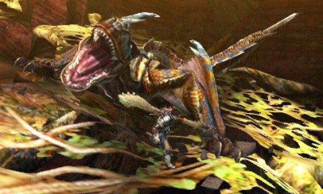 Screenshot - Monster Hunter 4 (3DS) 92416652