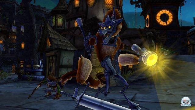 Screenshot - Sly Cooper: Jagd durch die Zeit (PlayStation3) 2359452