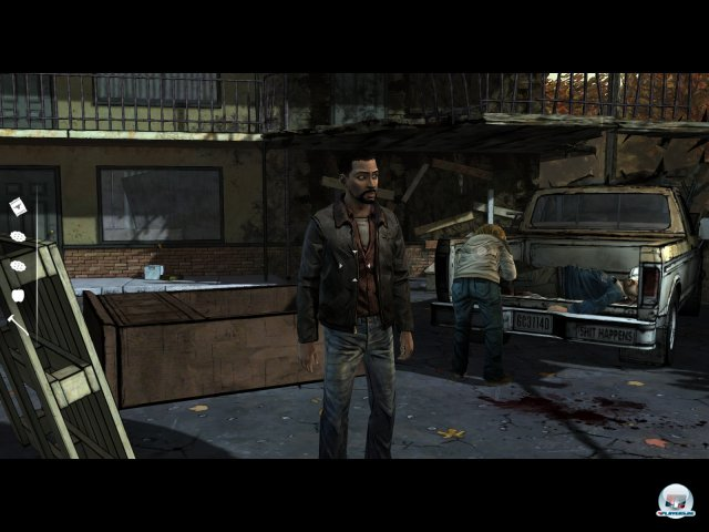 Screenshot - The Walking Dead: Episode 2 Starving for Help   (PC) 2373097