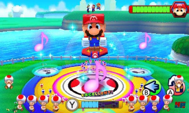 Screenshot - Mario & Luigi: Paper Jam Bros. (3DS) 92517350