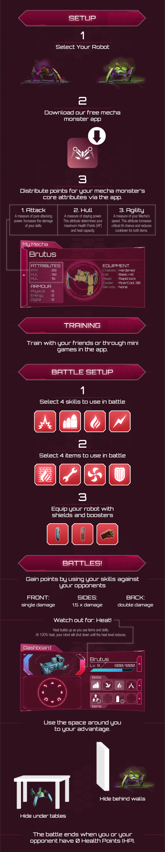 Screenshot - Mecha Monsters (Android)