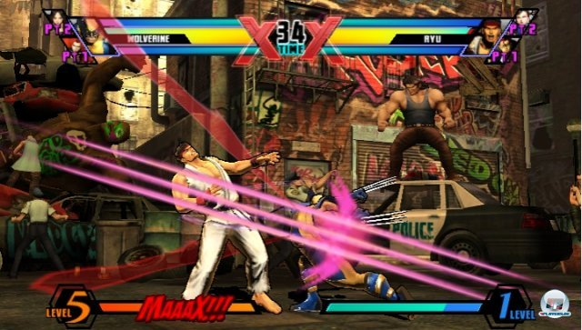 Screenshot - Ultimate Marvel vs. Capcom 3 (PS_Vita) 2263157