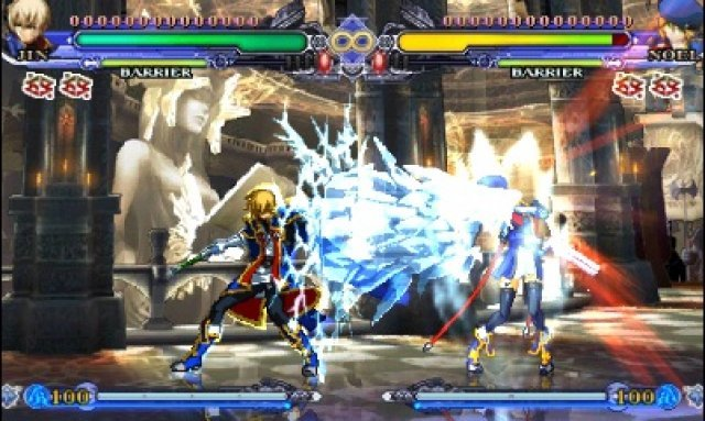 Screenshot - BlazBlue: Continuum Shift 2 (3DS) 2270182