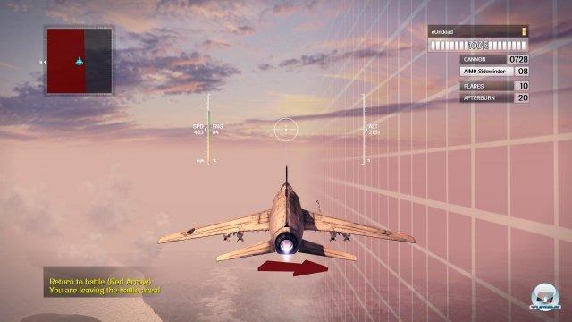 Luftraumsicherung � la Air Conflicts. Oder: wie zerst�re ich den letzten Rest Immersion.