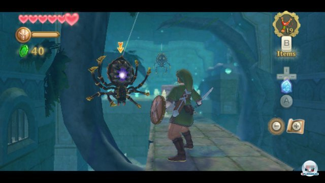 Screenshot - The Legend of Zelda: Skyward Sword (Wii) 2273707