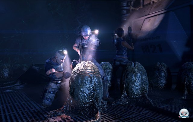 Screenshot - Aliens: Colonial Marines (360) 92399322