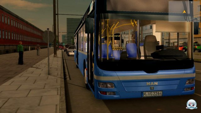 Screenshot - City Bus Simulator München (PC) 92419967