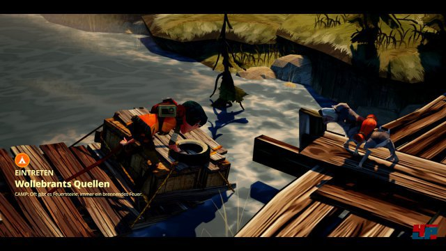 Screenshot - The Flame in the Flood (PC) 92521014