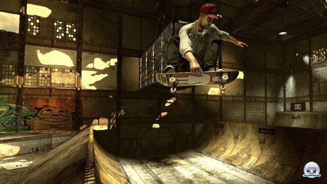 Screenshot - Tony Hawk's Pro Skater HD (360) 2353302