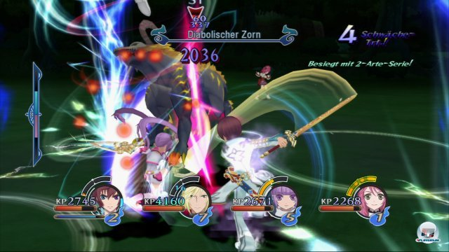 Screenshot - Tales of Graces (PlayStation3)