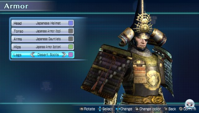 Screenshot - Dynasty Warriors: Next (PS_Vita) 2312787