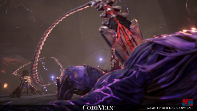 Screenshot - Code Vein (PC) 92544363