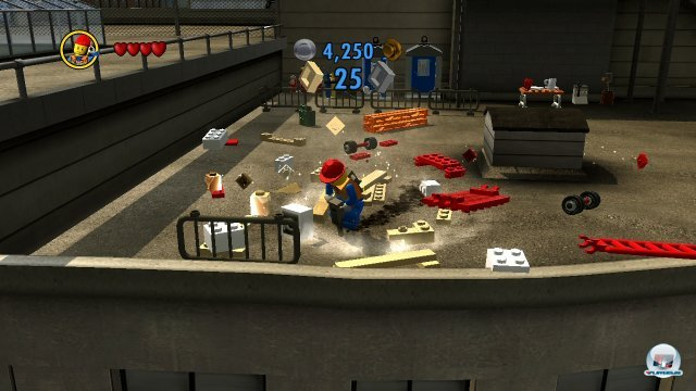 Screenshot - Lego City: Undercover (Wii_U) 2360692