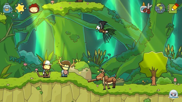 Screenshot - Scribblenauts Unlimited (Wii_U) 2362982