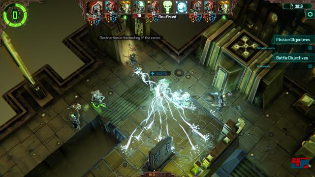 Screenshot - Warhammer 40.000: Mechanicus (Linux) 92579877