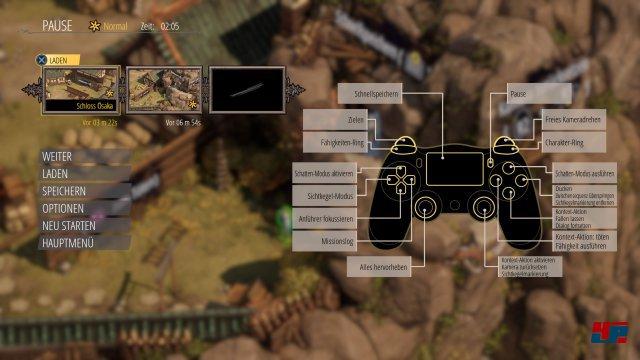 Die Steuerung wurde optimal für PlayStation 4 angepasst und lässt sich modifizieren.