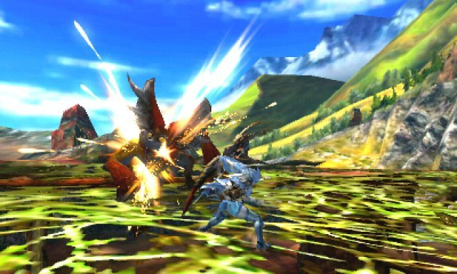 Screenshot - Monster Hunter 4 (3DS) 92399192