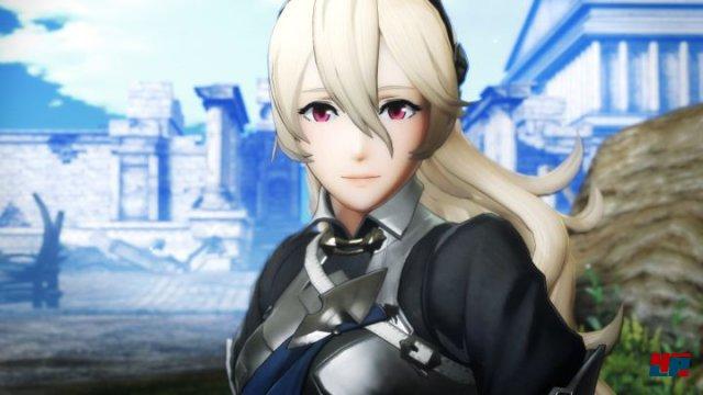 Screenshot - Fire Emblem Warriors (Switch)