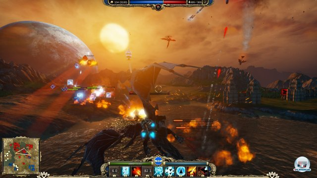 Screenshot - Divinity: Dragon Commander (PC)