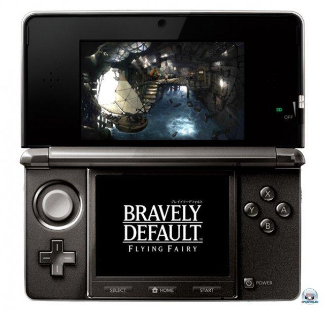 Screenshot - Bravely Default: Flying Fairy (3DS) 2266882