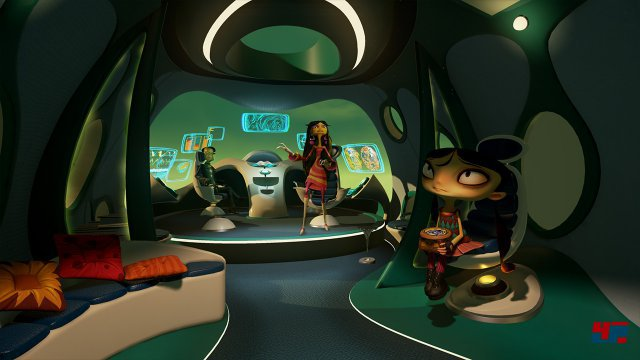 Screenshot - Psychonauts in the Rhombus of Ruin (PS4)