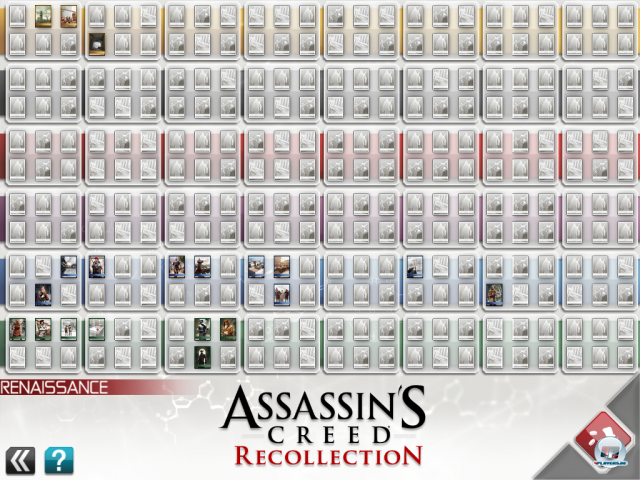 Screenshot - Assassin's Creed Recollection (iPad) 2328417