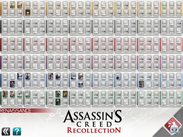 Screenshot - Assassin's Creed Recollection (iPad) 2328417