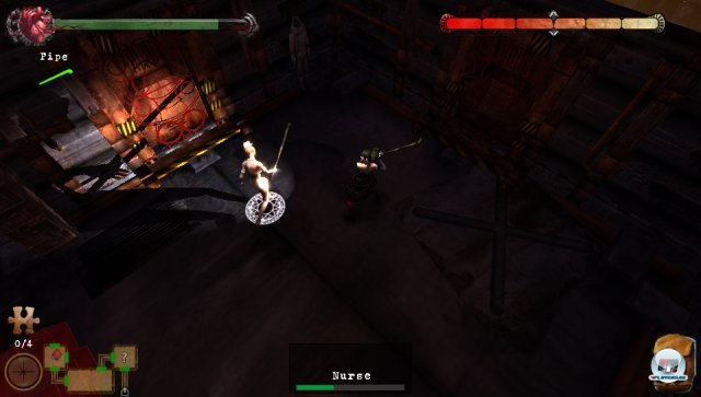 Screenshot - Silent Hill: Book of Memories (PS_Vita) 2397252