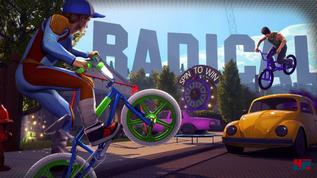 Screenshot - Radical Heights (PC)