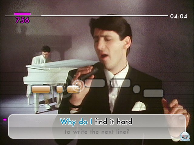 Screenshot - We Sing 80s (Wii) 2396957