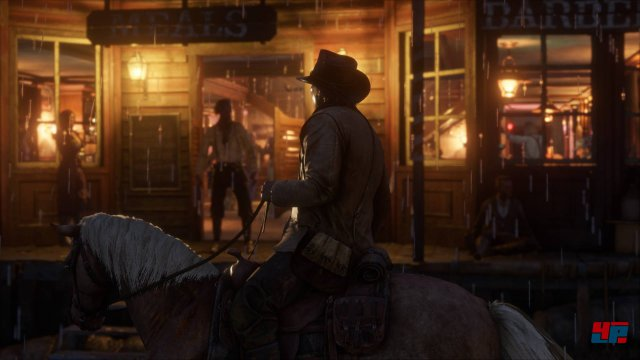 Screenshot - Red Dead Redemption 2 (PS4)